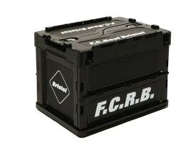 SOPHNET. F.C.Real Bristol エフシーレアルブリストル 20AW 新品 ブラック スモール フォルダブル コンテナ ボックス ケース SMALL FOLDABLE CONTAINER BLACK 小