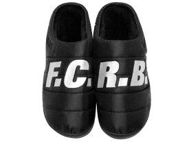 SOPHNET. ソフ F.C.Real Bristol エフシーレアルブリストル 20AW 新品 黒 サンダル ブラック SUBU F.C.R.B. SANDAL BLACK 冬用 スリッパ