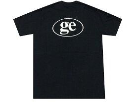 GOOD ENOUGH グッドイナフ fragment24 フラグメントデザイン 店舗限定 コラボ 2012 新品 黒 fragment Tee geロゴ Tシャツ ポケTEE サークルサンダー BLACK