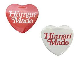 HUMAN MADE ヒューマンメイド GIRLS DON'T CRY ガールズドントクライ コラボ 京都 OPEN 限定 19SS 新品 HEART BADGE ハート バッジ ベルディ