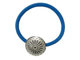 SOPHNET. ソフ 15SS 新品 ブルー CONCHO BRACELET コンチョ ブレスレット ヘアゴム NAVY