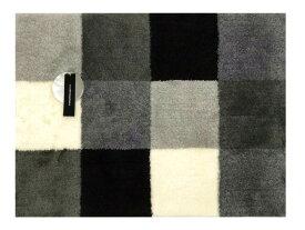 uniform experiment Gallery1950 ソフ ユニフォームエクスペリメント ギャラリー1950 コラボ 新品 GRAY CHART SMALL RUG MAT ラグマット モノトーン UE