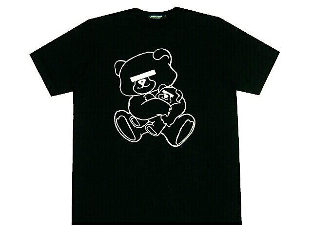 UNDERCOVER アンダーカバー 店舗限定☆新品 BEAR 親小熊プリントTシャツ 黒