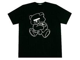 UNDERCOVER アンダーカバー 店舗限定 新品 BEAR 親小熊プリントTシャツ 黒