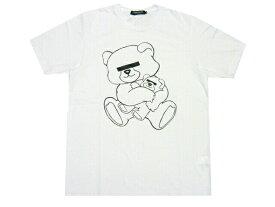 UNDERCOVER アンダーカバー 店舗限定 新品 BEAR 親小熊 プリント Tシャツ 白 くま