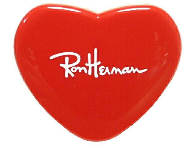 Ron Herman ロンハーマン★新品 赤 heart mirror ハートミラー コンパクトミラー 鏡 RED