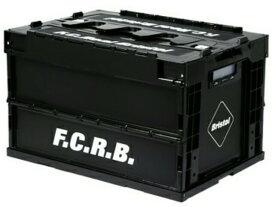 SOPHNET. F.C.Real Bristol エフシーレアルブリストル 19SS 新品 黒 コンテナ ボックス FOLDABLE CONTAINER ケース FCRB BLACK