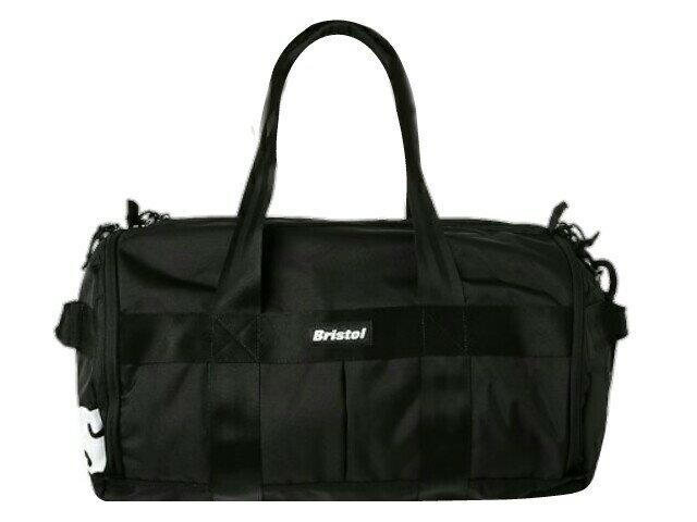 SOPHNET. ソフ F.C.Real Bristol ブリストル ニューエラコラボ☆2017AW新品 黒 ダッフルバック NEWERA BRISTOL DUFFLE BAG BLACK