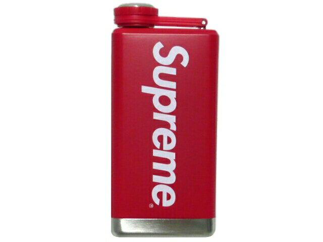 SUPREME シュプリーム スタンレー社 別注コラボ 17SS 新品 赤 水筒 Stanley Adventure Flask Red STANLEY アドベンチャー フラスコ レッドスタンリー