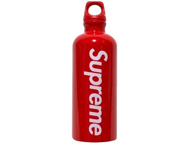 SUPREME シュプリーム 18SS 新品 赤 ボトル Supreme SIGG Traveller 0.6L Water Bottle RED