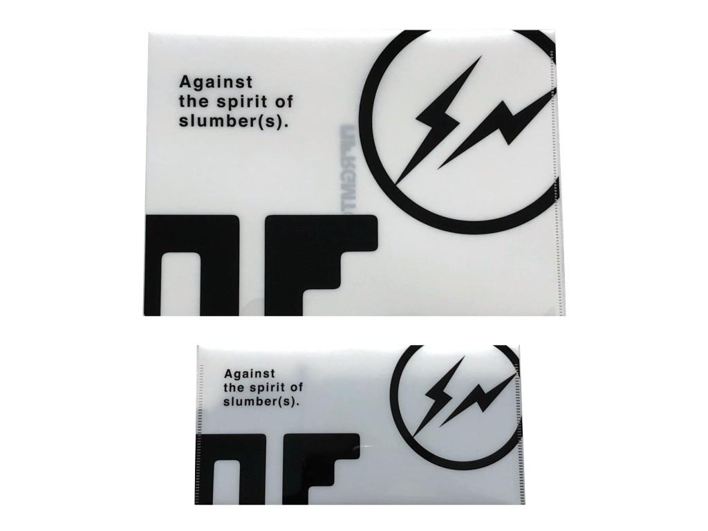 fragment design フラグメントデザイン NF エヌエフ コラボ HF 会場限定☆ 2018 新品 ファイルセット fragment File set