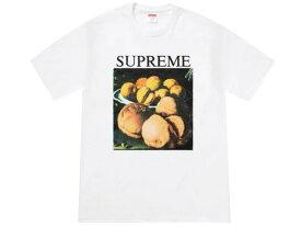 SUPREME シュプリーム 18AW 新品 白 Still Life Tee スティルライフ 静画 プリント Tシャツ WHITE ホワイト