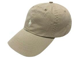 Ron Herman ロンハーマン ラルフローレン 店舗限定 コラボ 10周年記念 新品 19AW ベージュ POLO RALPH LAUREN CAP キャップ 刺繍 BEIGE 6-Panel CAP