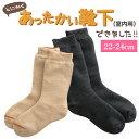 【送料無料】とにかくあったかい靴下 女性用(22〜24cm)【ソックス ルームソックス レディース 冷え 保温 パイル 室内 日本製】
