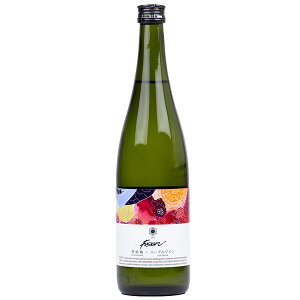 父の日 プレゼント 高知県 高木酒造 豊能梅×エーデルワイン FUSION Lovely 720ml 日本酒 お酒