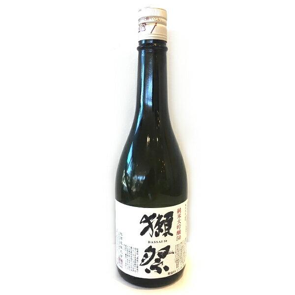 山口県 旭酒造 獺祭【だっさい】 純米大吟醸磨き50 720ml【日本酒】【獺祭】【獺祭・正規】