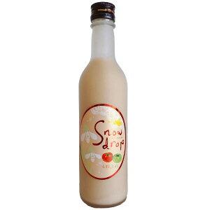 福島県 曙酒造 Snowdrop(スノードロップ)とまと、とまと 360ml【要冷蔵】【リキュール】 お酒 ヨーグルト