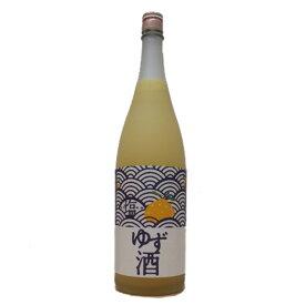 滋賀県 北島酒造 北島【きたじま】 塩ゆず 1800ml 【日本酒】 お酒