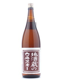 御歳暮 富山県 若鶴酒造 地酒蔵のウイスキー 37°1800ml 地ウイスキー お酒