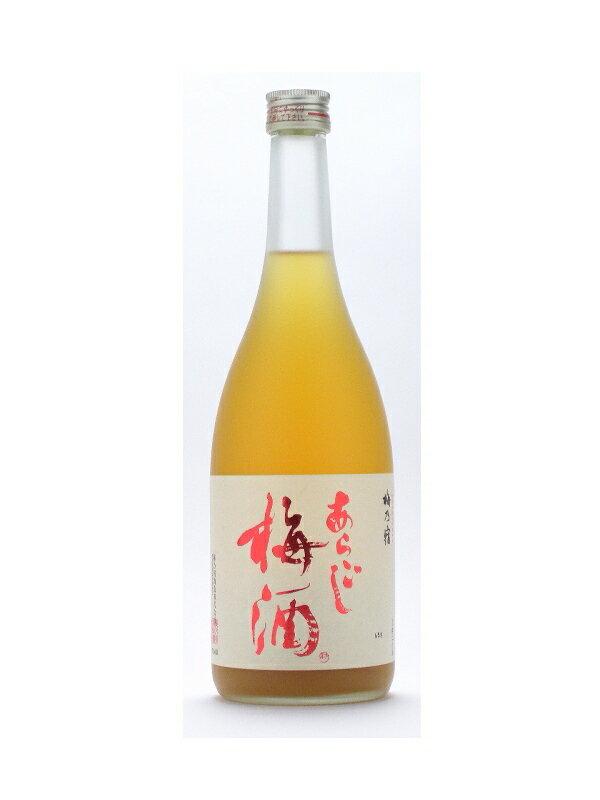 奈良県 梅乃宿酒造 あらごし梅酒【あらごしうめしゅ】 720ml