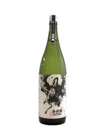 広島県 西條鶴酒造 西條鶴【さいじょうつる】 純米吟醸 紅一点 1800ml 【日本酒】 お酒
