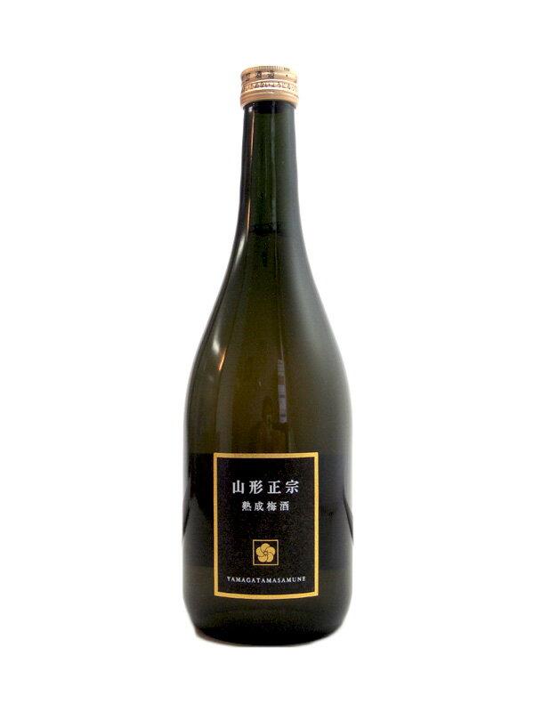 お中元 ギフト 山形県 水戸部酒造 山形正宗【やまがたまさむね】 熟成梅酒 720ml