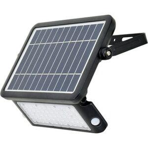 【法人限定】SOL-10PIR-60K [ SOL10PIR60K ] 【日動工業】 ソーラーLEDセンサーライト エコフラッシュ