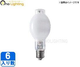 【パナソニック】(6個セット)MF300L/BUSC-P/N[MF300LBUSCPN]マルチハロゲン灯(SC形)Lタイプ・水銀灯安定器点灯形 下向点灯形【返品種別A】