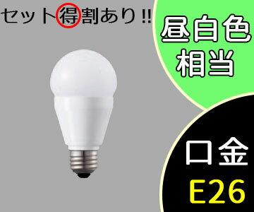 【パナソニック】LDA10N-G/Z60/W[LDA10NGZ60W]LED電球(一般電球タイプ10.0W)昼白色 60W相当 E26口金【返品種別B】