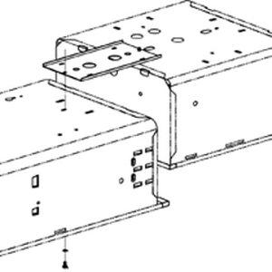 【法人限定】REB40 [ REB40 ] 【三菱】 直管LEDランプ搭載ベースライトLファインecoシリーズ 連結金具