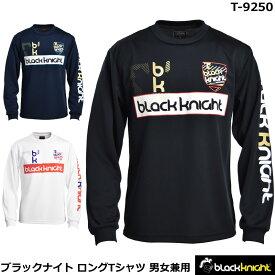 【2019年秋冬商品】ブラックナイト ロングTシャツ 男女兼用 T-9250(1商品のみネコポス発送可能)