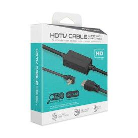 \お買い物マラソン 期間限定価格/【HYPERKIN】ハイパーキン HDMI変換ケーブル PSP 2000 3000 用 HDTV CABLE For PSP 日本語説明書付属 本体とTVに繋げるだけでゲーム画面が進化する! わずらわしい設定は不要!