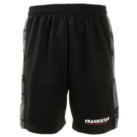 TRANSISTAR(トランジスタ) ピクトグラム ゲームパンツ ハンドボールウェア BLACK 20SS HB20SP01 TRANSISTAR トランジスタ メンズ BLACK 【スポーツ用品】