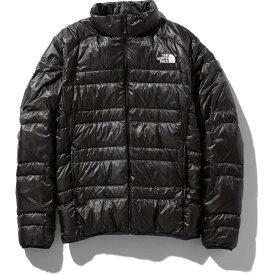 【THE NORTH FACE(ノースフェイス)】 インナーダウンジャケット Light Heat Jacket Kブラック Mサイズ ND91902