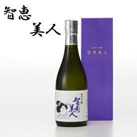 [25日0時〜26日23:59までP5倍]中野酒造 智恵美人 純米吟醸酒 16度 720ml