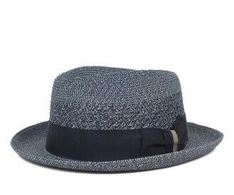 贝利伊帽子威尔希尔深蓝帽子BAILEY HAT WILSHIRE NAVY[草帽帽子人帽子舒适之帽]