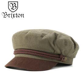 ブリクストン キャスケット FIDDLER アーミー/バイソン BRIXTON ぼうし おしゃれ 春 夏 秋 冬 ブランド