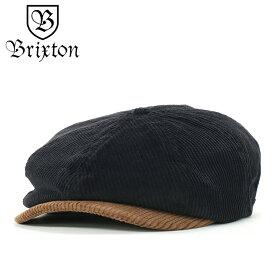 ブリクストン キャスケット BROOD CORD SNAP バイソン/ブラック BRIXTON ぼうし brixton ブランド おしゃれ キャスケット帽 メンズ レディース メンズレディース帽子 コーデュロイ メンズキャスケット レディースキャスケット ハンチング ハンチングキャス