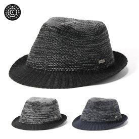 キャバレロ Caballero KB 中折れハット ニット帽 帽子 レディース メンズ 男女兼用 【返品・交換対象外】