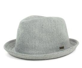 キャバレロ フェドラハット アビラ サーモ グレー 帽子 CABALLERO FEDORA HAT AVILA THERMO GRAY [ハット メンズ 帽子]【返品・交換対象外】