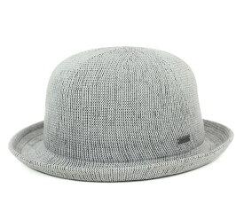 キャバレロ ボウラーハット ソリア サーモ グレー 帽子 CABALLERO BOWLER HAT SORIA THERMO GRAY [ハット メンズ 帽子]【返品・交換対象外】