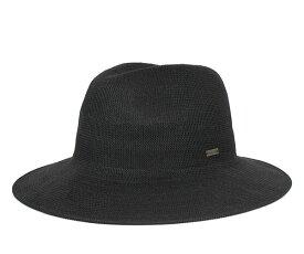 キャバレロ ロングブリム ハット エステポナ サーモ ブラック 帽子 CABALLERO LONG BRIM HAT ESTEPONA THERMO BLACK [ハット メンズ 帽子]【返品・交換対象外】