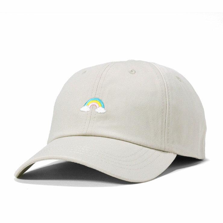 クラッシャー キャップ ストラップバック レインボー カーキ CRSHR 帽子 メンズ レディース