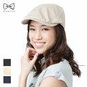 ガーブリッシュ ハンチング B-RIBON 春 夏 秋 レディース 帽子 リボン サテン カジュアル 全3色 Mサイズ GIRBLISH 【M…