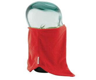 Call headwear neck warmer red COAL HEAD WEAR THE V-NECK GAITER RED #OG: M