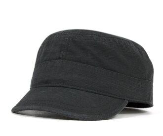 구 린 브라더스 전용 작업 모자 밀리터리 캡 블랙 GOORIN BROTHERS PRIVATE BLACK