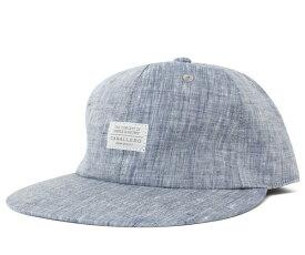 キャバレロ ストラップバックキャップ カルモナ フレンチリネン ネイビー 帽子 CABALLERO STRAPBACK CAP CARMONA FRENCH LINEN NAVY メンズ 【返品・交換対象外】