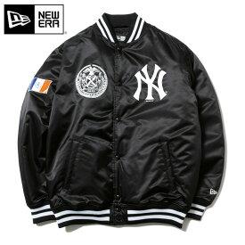 ニューエラ New Era ナイロン ヴァースィティ ジャケット ニューヨーク ヤンキース
