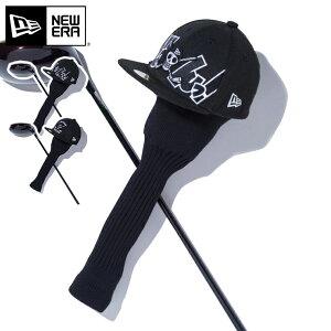ニューエラ New Era GOLF ゴルフ HEAD COVER ヘッドカバー ONE PIECE ワンピース