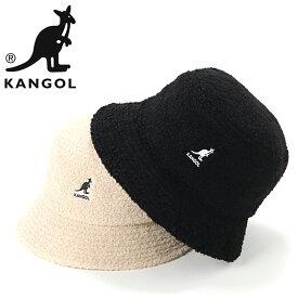 カンゴール KANGOL ハット SMU SHEEP FUR シープファー BUCKET バケット